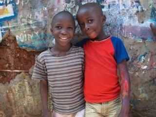 Boys, Kibera Nairobi