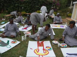 Body Maps, Langata Prison